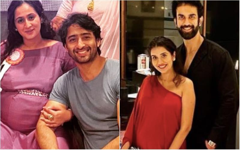Shaheer Sheikh-Ruchikaa Kapoor's And Rajeev Sen-Charu Asopa's Baby Shower Pictures Take Over The Internet- See Photos