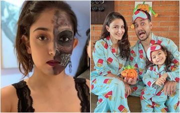 Halloween 2020: Ira Khan Channels Her Inner Mazikeen; Soha Ali Khan, Kunal Kemmu And Inaaya's Pic In Matching Outfits Is Unmissable