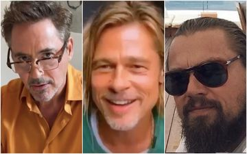 Brad Pitt, Leonardo Dicaprio, Robert Downey Jr.; The Cost Of Their Favourite Perfumes Can Fund You A Fancy Goa Trip