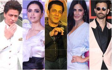 Shah Rukh Khan, Salman Khan, Katrina Kaif, Deepika Padukone, Hrithik Roshan To Star In YRF's Spy Universe Flick?