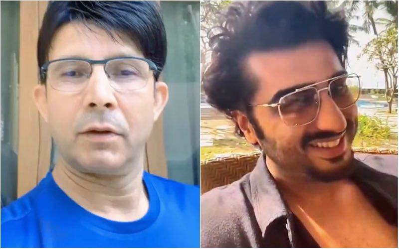 Kamaal R Khan Calls Arjun Kapoor His 'Real Friend' And 'Real Mard'; Says 'I Will Never Ever Criticise Your Film'