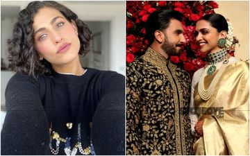 Kubbra Sait Recalls How She Gatecrashed Ranveer Singh-Deepika Padukone's Wedding 'With An Invitation'