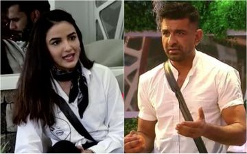 Bigg Boss 14: Eijaz Khan And Jasmin Bhasin Get Into War Of Words; Former Tells Her: 'Bhaade Ki Soch Hai'