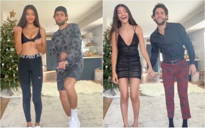 Ananya Panday's Cousin Alanna Panday And Boyfriend Ivor Steal Hearts As They Shell Out Pure Couple Goals In The Latest Video