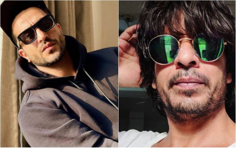 Bigg Boss 14's Aly Goni Is Amused To See Shah Rukh Khan's Doppelgänger; Exclaims 'Aise Kaise Ho Sakta Hai' — VIDEO