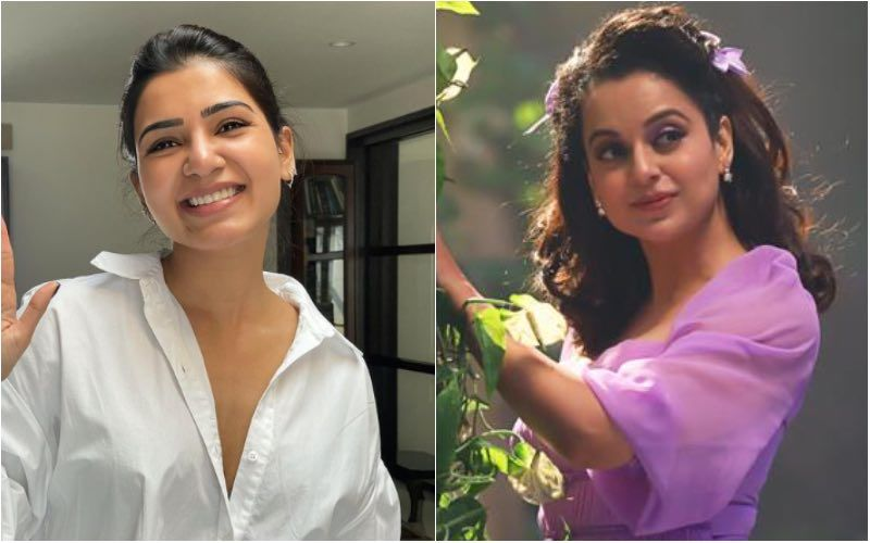 Thalaivi Song Chali Chali Out: Samantha Akkineni Reveals Kangana Ranaut's Song In All Languages; 'Witness Her Fanfare From Cinema To CM' – VIDEO