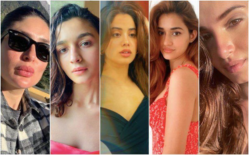 Hottest Bollywood Actresses On Instagram This Week: Kareena Kapoor Khan, Alia Bhatt, Janhvi Kapoor, Disha Patani and Tara Sutaria