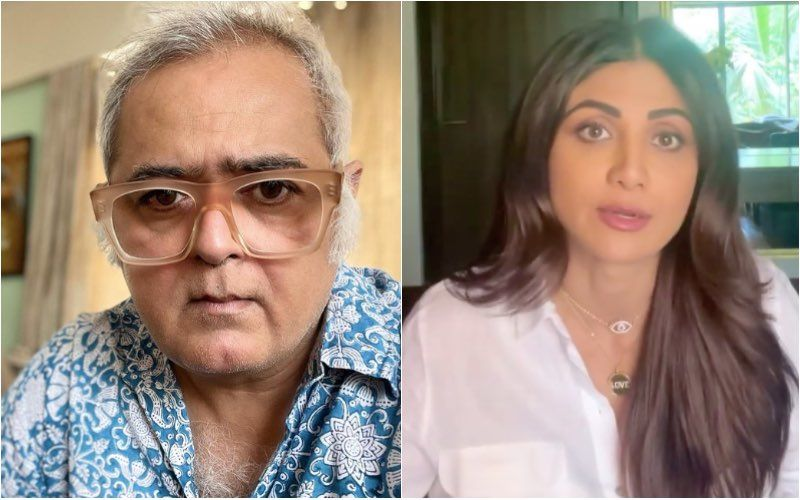Hansal Mehta Defends Shilpa Shetty Kundra Amid Ongoing Controversy; Says 'If You Cannot Stand Up For Her At Least Leave Her Alone'