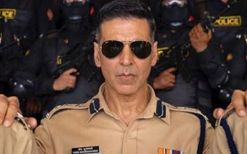 Sooryavanshi: Akshay Kumar Shoots An Action Sequence On Mumbai Streets, Causes Traffic Jam