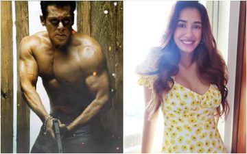 Radhe: Your Most Wanted Bhai - Salman Khan Resumes Shooting After Six Months; Films A Romantic Song With Disha Patani