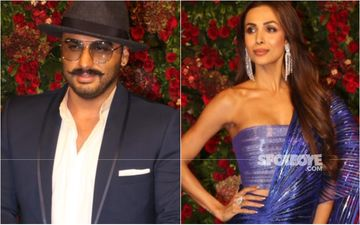 Arjun Kapoor Shares A Candid Shot Of His Ladylove Malaika Arora From Dharamshala; You Guys Need 'Check Her Out'