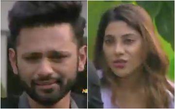Bigg Boss 14: Rahul Vaidya And Nikki Tamboli Lock Horns Over Nominations; Latter Plays 'Dirty Game' Leaving Rahul In Tears – VIDEO