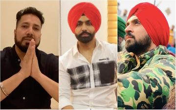 Farmers' Protest 2020: Mika Singh Urges The Protestors To Maintain Peace; Diljit Dosanjh, Ammy Virk Support Bharat Bandh