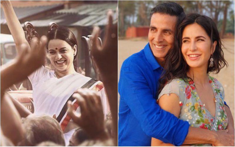 Akshay Kumar-Katrina Kaif's Sooryavanshi And Kangana Ranaut's Thalaivi To Get Affected Due To Weekend Lockdown And Night Curfew?