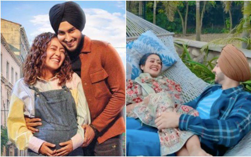 Khayaal Rakhya Kar: Post Pregnancy Gimmick, Neha Kakkar And Rohanpreet Singh Share A Short Glimpse Of New Single – WATCH Video
