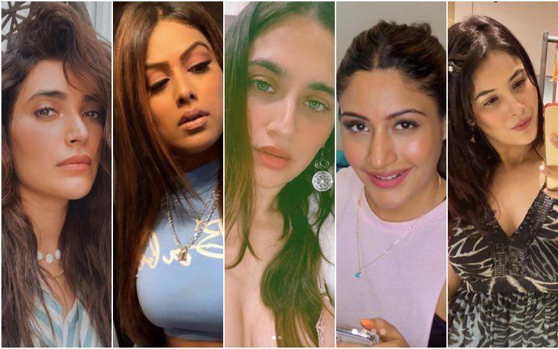 Hottest TV Actresses On Instagram This Week: Surbhi Chandna, Nia Sharma, Sanjeeda Shaikh, Shehnaaz Gill And Karishma Tanna