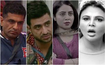 Bigg Boss 14: Aly Goni, Eijaz Khan, Arshi Khan Call Rakhi Sawant 'Double Dholki'; Lady Loses Her Cool