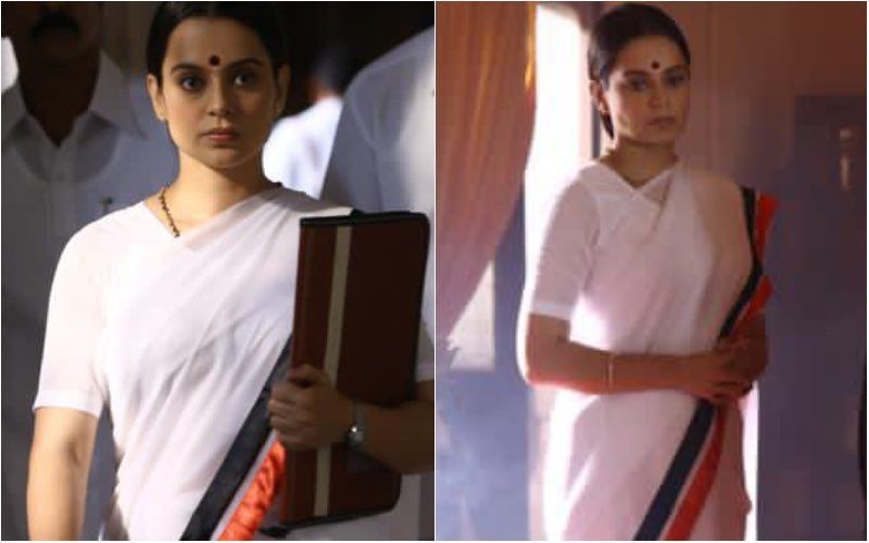 Thalaivi: Kangana Ranaut Shares Stills From Her Film On The Death Anniversary Of Former Chief Minister Of Tamil Nadu Jayalalithaa