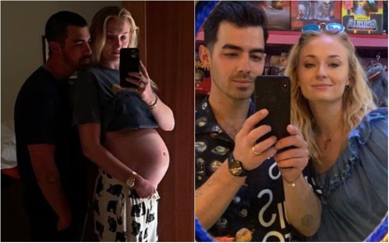 GoT Star Sophie Turner Shares Endearing Throwback Pictures With Joe Jonas And Her Baby Bump; Feels She Needed Some Content On Her Page – See Pics