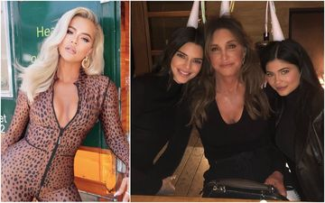 Khloé Kardashian Remains Friendly With Caitlyn Jenner After All Trash Talking, Reason- Kylie And Kendall Jenner