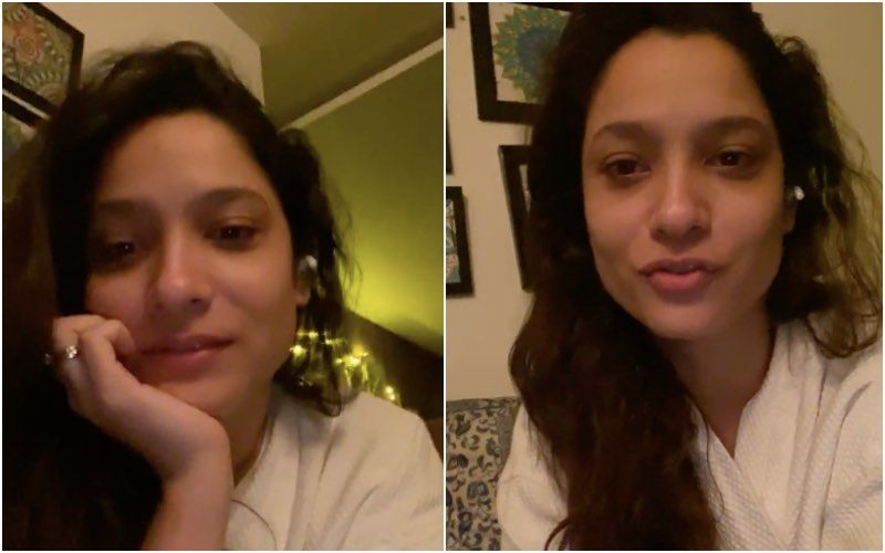 Ankita Lokhande Rises Up Early To Do Meditation; Conducts Live Session Saying Those Who Don't Like Her, Can Unfollow Her – VIDEO