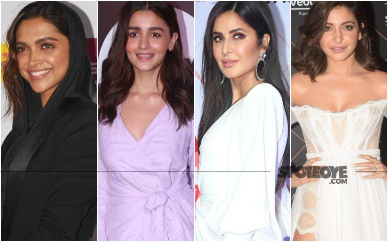 Deepika Padukone Birthday: Alia Bhatt, Katrina Kaif, Anushka Sharma Pen Sweetest Wishes For Darling DP