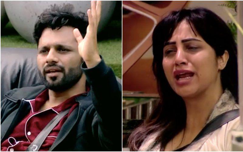 Bigg Boss 14: Rahul Vaidya Calls Arshi Khan A 'Split Personality'; Latter Calls Him 'Jahil' 'Gawar' And Breaks Down – VIDEO
