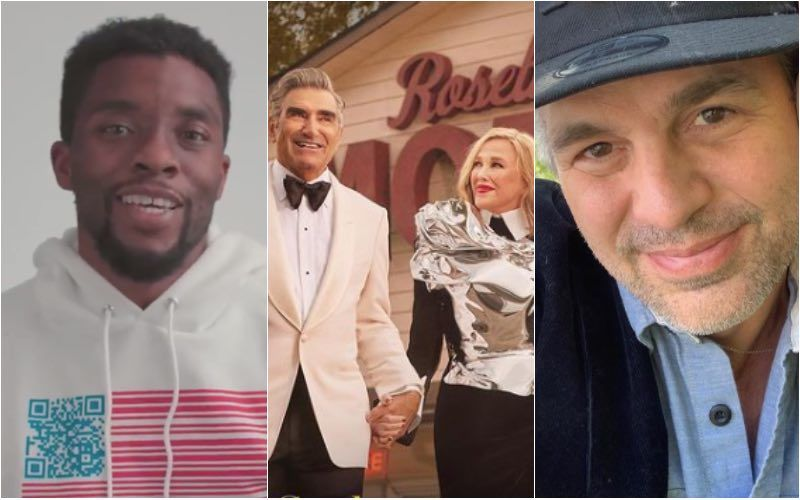 Screen Actors Guild Awards 2021 Winners List: Chadwick Boseman, Schitt's Creek, The Crown, Mark Ruffalo Take Top Honours
