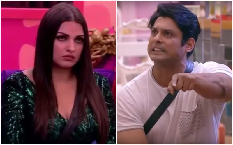 Bigg Boss 13: Sidharth Shukla-Himanshi Khurana's Fight Over Captaincy Title Is Intense– Watch Video