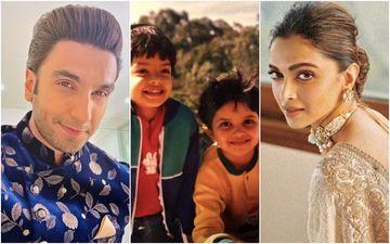 Deepika Padukone Digs Out A Throwback Pic Leaving Ranveer Singh In Complete 'Awe'