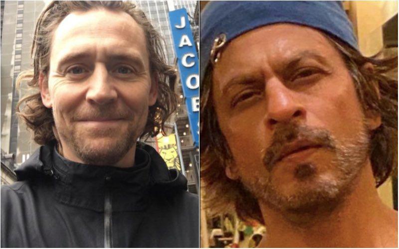 Loki AKA Tom Hiddleston Gushes Over Shah Rukh Khan As He Associates Bollywood With SRK