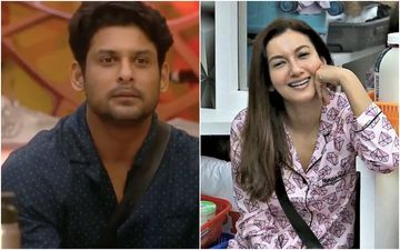 Bigg Boss 14: Sidharth Shukla Tries Headstand Yoga Pose With The Help Of Rival Gauahar Khan – Video
