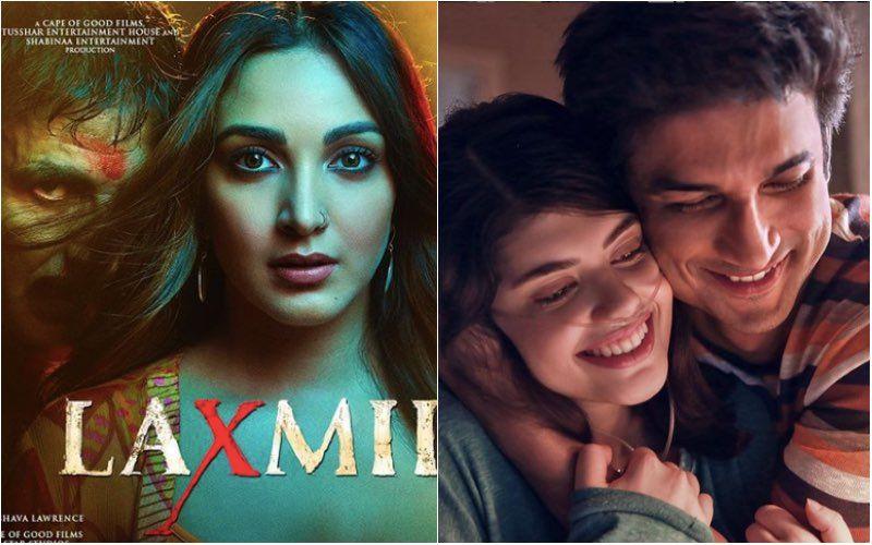 Laxmii: Akshay Kumar-Kiara Advani Starrer Beats Sushant Singh Rajput-Sanjana Sanghi's Dil Bechara To Become The 'The Biggest Opening Movie Ever'