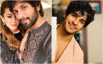 Mira Rajput's 'I Love You' Selfie With Shahid Kapoor Is Oh-So-Mushy; Devar Ishaan Khatter Is In 'Awww' – See Pic