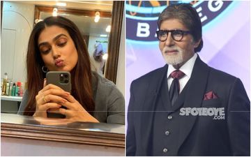 Mayday: Amitabh Bachchan Sends A Handwritten Letter To His Co-Star Aakanksha Singh Who Calls 'It Like A Dream'