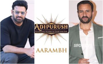 Adipurush: Major Fire Breaks Out On The Sets Of Prabhas And Saif Ali Khan Starrer On The First Day Of Shoot – Reports