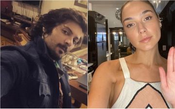 Ali Fazal Gets The Sweetest Reply From His Death On The Nile Co-Star Gal Gadot As She Announces Release Of Wonder Woman 1984