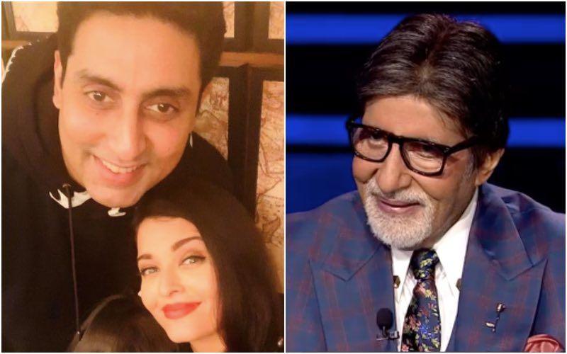 Kaun Banega Crorepati 12: A Contestant Reminds Amitabh Bachchan Of 'Bahu' Aishwarya Rai Bachchan; Also Reveals Watching Football Matches With Abhishek Bachchan In Full Spirits