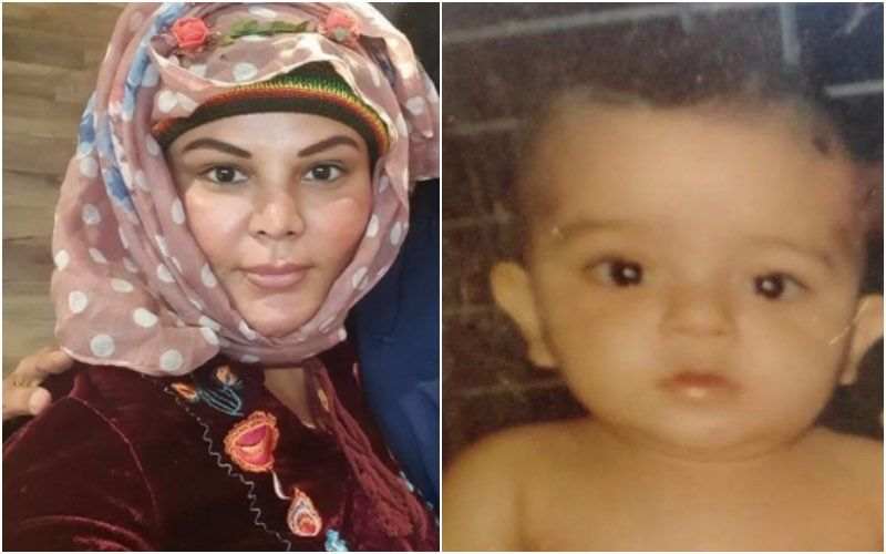Bigg Boss 14: Rakhi Sawant Shares An Childhood Photo; Says She Is Happy As She Has 'Seen Ups And Downs In Life' – See Pics