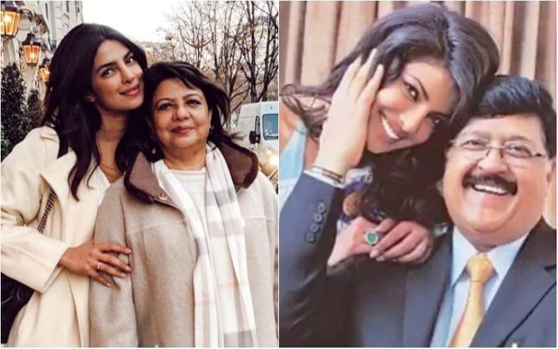 Priyanka Chopra And Her Mom Madhu Chopra Remember Actress' Father Ashok Chopra On His Death Anniversary: 'Forever And Always Loved'