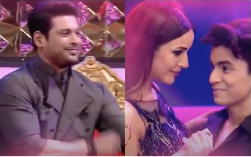 Dance Deewane 3: Sidharth Shukla Gets Possessive As Shehnaaz Gill Performs A Romantic Dance With A Contestant; Quips 'Terko Maine Sikhaya Or Tu Meri Dost Ko Leke Chala Gaya'-Watch
