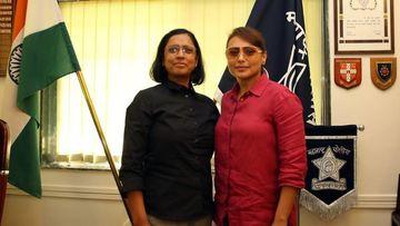 Rani Mukerji Interviews Maharashtra's Lady Super-Cop Archana Tyagi Ahead Of Mardaani 2's Release: Deets Inside
