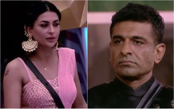 Bigg Boss 14: Pavitra Punia Feels Eijaz Khan Is Using Her For The Game; Says: 'Eijaz Tere Jaise Chattis Aaye Hain Chattis Gaye Hain'