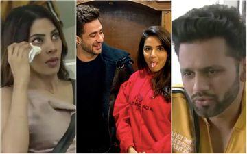 Bigg Boss 14: Nikki Tamboli Is Hurt And Breaks Into Tears After Rahul Vaidya Says He Wants A Friendship Like Aly Goni-Jasmin Bhasin's- WATCH