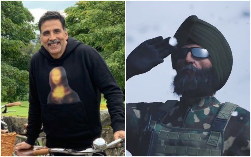 Akshay Kumar Releases FAU-G Anthem; Showcases How Bharat Ke Veer Always Stand Tall Under Any Circumstances – VIDEO
