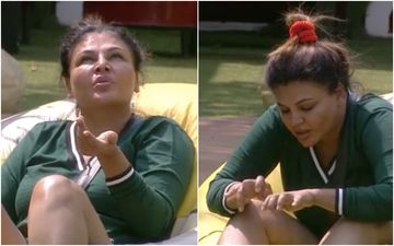 Bigg Boss 14: Rakhi Sawant Tries To Strike A Deal With God To Become The Runner-Up; Writes An Email To Alimighty – VIDEO