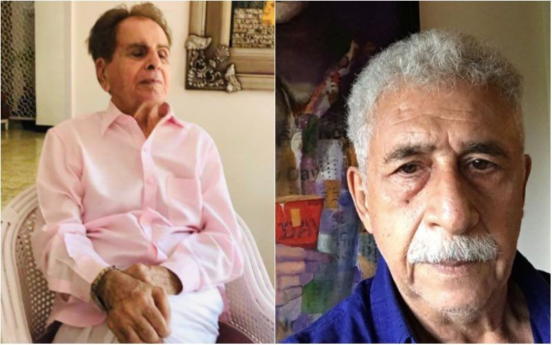 Naseeruddin Shah Remembers Late Dilip Kumar; Shares Saira Banu Visited Him In Hospital And Said 'Sahab Was Asking About You'