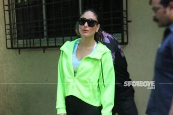 Throwback Picture Of Kareena Kapoor Khan Doing Pilates Plank With Trainer Namrata Purohit Will Force You To Get Over Your Lazy Self