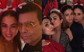 Kareena Kapoor Christmas Bash INSIDE PICS: Ranbir Kapoor, Alia Bhatt, Karan Johar And Others - A Selfie Galore