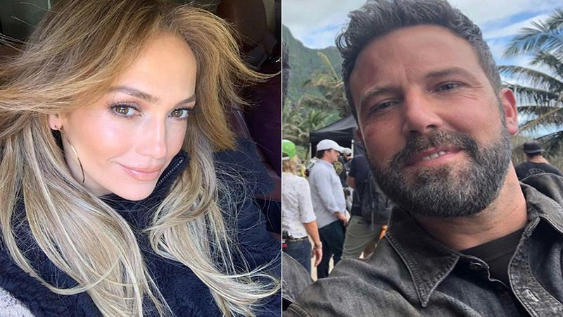 Jennifer Lopez LIKES An Old Pic Of Beau Ben Affleck Looking Hot In Casuals And Bennifer Fans Can't Keep Calm